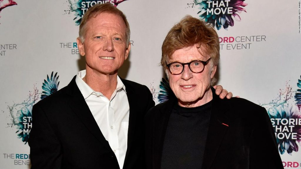 James Redford, filmmaker and son of Robert Redford, dies at 58