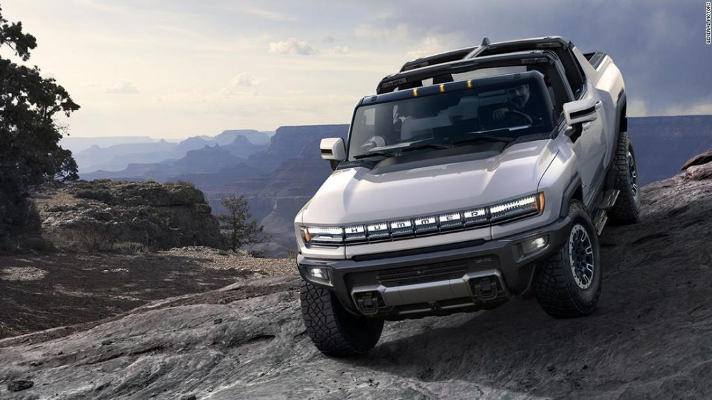 Hummer EV: GM's Hummer is making a comeback -- and this time, it's all-electric