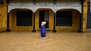 Vietnam flooding: More than 100 dead after weeks of bad weather